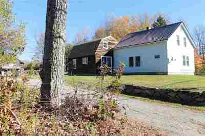 Weare Single Family Home For Sale: 42 Rockland Road