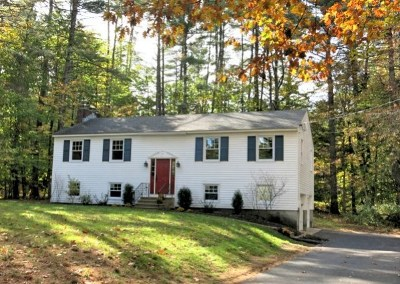 Bow Single Family Home Active Under Contract: 31 Hooksett Turnpike