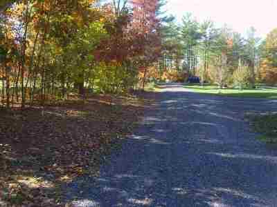 Castleton Residential Lots & Land For Sale: Woodard Way #4
