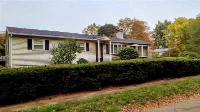Portsmouth NH Single Family Home Active Under Contract: $329,900