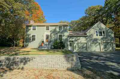 Derry Single Family Home For Sale: 13 Hubbard Hill Road