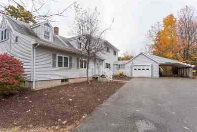 Rochester Single Family Home For Sale: 36 Crown Point Road