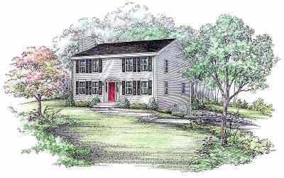 Hooksett Single Family Home For Sale: Lot 13-127 University Circle #13-127