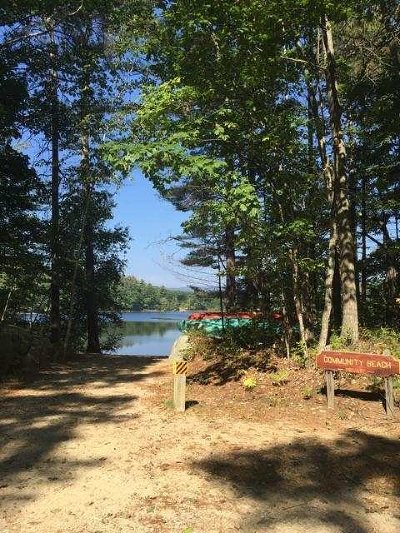 Moultonborough Residential Lots & Land For Sale: 60 Pond Road #107/060/