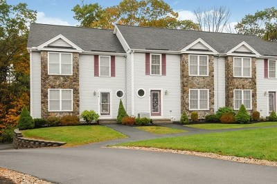 Portsmouth Condo/Townhouse Active Under Contract: 57b Albacore Way