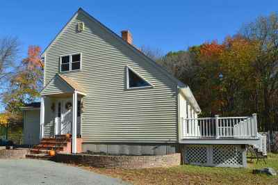 Salem Single Family Home Active Under Contract: 81 Cross Street