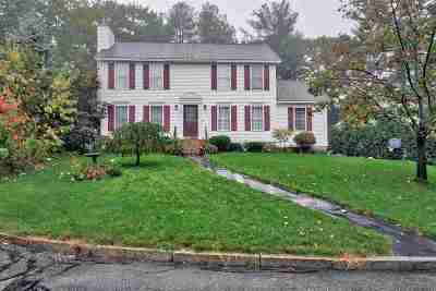 Manchester Single Family Home Active Under Contract: 19 Rosewood Lane