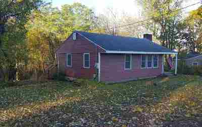 Stratham Single Family Home Active Under Contract: 18 Stratham Heights Road