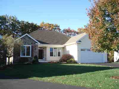 Manchester Single Family Home Active Under Contract: 45 Checkerberry Way
