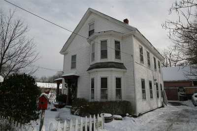 Milford Multi Family Home For Sale: 11 Orchard Street