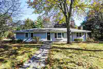 Amherst Single Family Home Active Under Contract: 1 Airline Drive