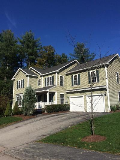 Nashua Condo/Townhouse Active Under Contract: 6 Lowther Place