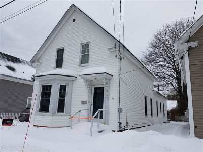 Rochester Single Family Home For Sale: 23 King Street