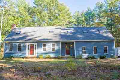 Durham Single Family Home For Sale: 12 Kelsey Drive