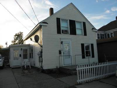 Nashua Multi Family Home For Sale: 17 Seventh Street