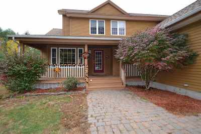 Strafford County Single Family Home For Sale: 55 Paulson Road