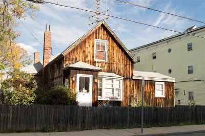 Nashua Single Family Home For Sale: 88 Palm Street