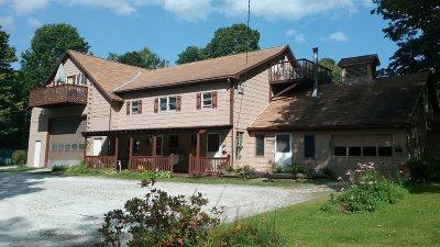 Wallingford Single Family Home For Sale: 44 Taft Terrace