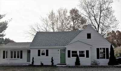 Hudson Multi Family Home Active Under Contract: 41 Melendy Road