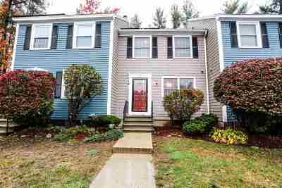 Merrimack Condo/Townhouse For Sale: 44 Donovan Court