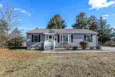 Goffstown Single Family Home For Sale: 4 Autumn Street