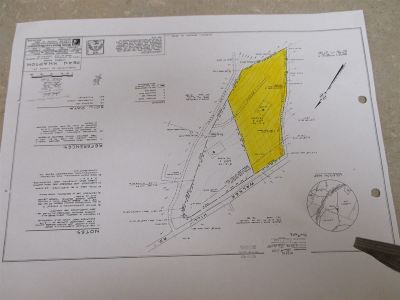 Lisbon Residential Lots & Land For Sale: Walker Hill Road #Lot 2G