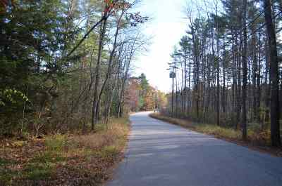 Hopkinton Residential Lots & Land For Sale: Clement Hill Road