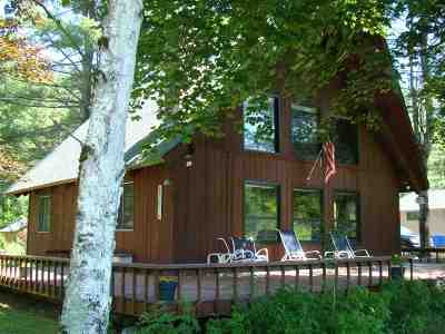 Poultney Single Family Home For Sale: 16 Lily Pond Lane