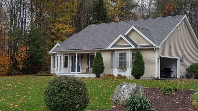 Franklin Single Family Home Active Under Contract: 99 Sterling Drive