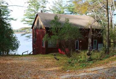 Monkton Single Family Home For Sale: 91 Beaver Lane