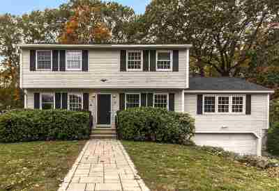 Hampton Single Family Home Active Under Contract: 40 Alexander Drive