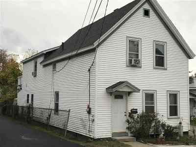 Nashua Multi Family Home For Sale: 15 Cross Street