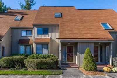 Bedford Condo/Townhouse Active Under Contract: 6 Rockingham Court