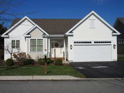 South Burlington VT Single Family Home For Sale: $489,900