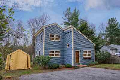 Salem Single Family Home For Sale: 10 Cove Road