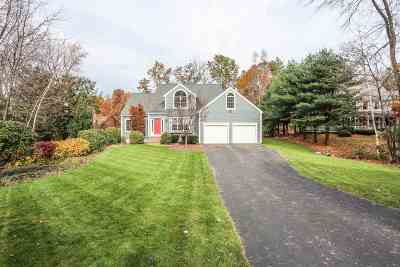Concord Single Family Home Active Under Contract: 45 Oakmont Drive