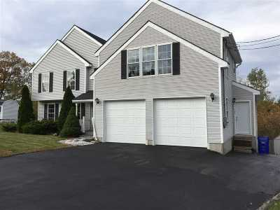 Manchester Single Family Home For Sale: 734 Wellington Hill Road