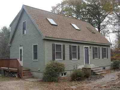 Conway Single Family Home For Sale: 879 West Side Road