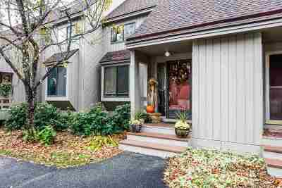 Bedford Condo/Townhouse Active Under Contract: 15 Ascot Court #106