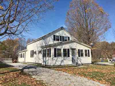 Highgate Single Family Home Active Under Contract: 724 Highgate Road