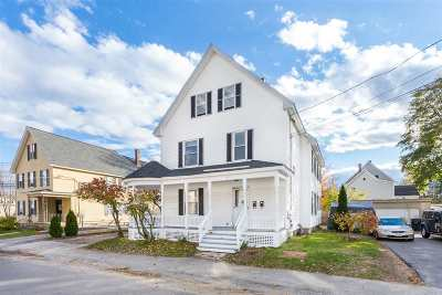 Manchester Multi Family Home Active Under Contract: 16 Prince Street