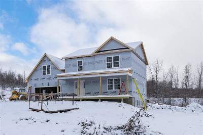 Fairfax Single Family Home For Sale: Lot 11 Bushey Road