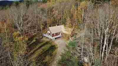Holderness Single Family Home For Sale: 428 Us Route 3