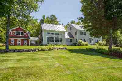 Shrewsbury Single Family Home For Sale: 444 Tin Shanty Road