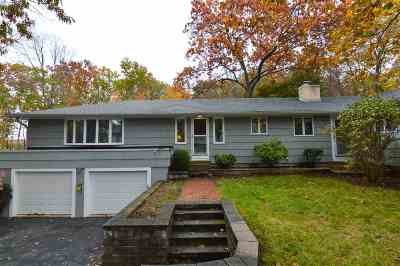 Manchester Single Family Home For Sale: 295 Hillhaven Road