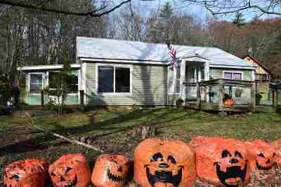 Warren Single Family Home For Sale: 559 Nh Route 25 Highway