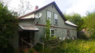 Berkshire, Montgomery, Richford Single Family Home For Sale: 272 Troy Street