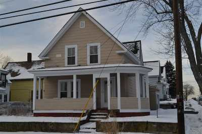 Manchester Single Family Home For Sale: 128 Jewett Street