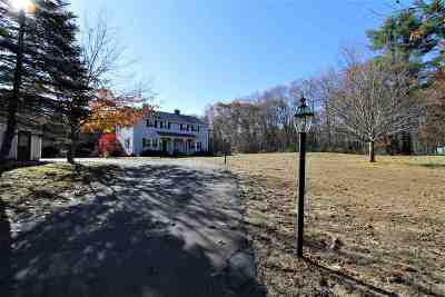 Raymond Multi Family Home Active Under Contract: 132 Green Road