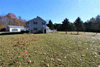 Raymond Single Family Home Active Under Contract: 132 Green Road
